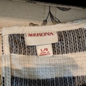 Merona Tops - 🏷️ 3/$10 sale! Merona striped top